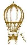 Fototapety Hot air balloon