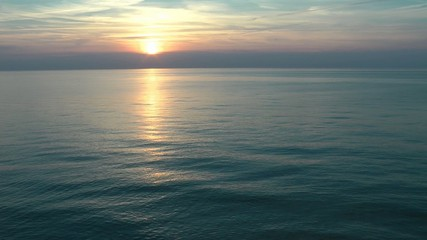 Sonnenuntergang Meer - Video - Sunset Ocean