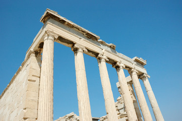 Acropolis,Greece,Athens