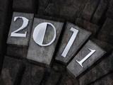 Fototapety Il nuovo anno 2011