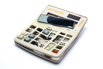 Broken Calculator