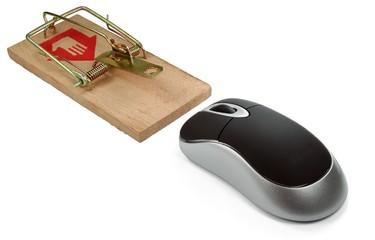 Maus und Mäusefalle