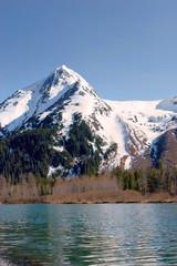 Scenic view in Alaska