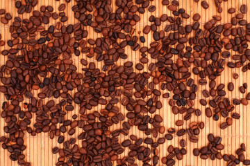 coffee-beens background