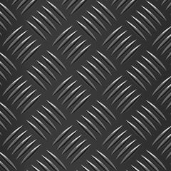 Corrugated steel plate vector illustration