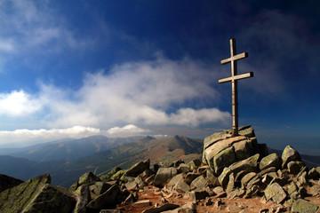 Cross in the Low Tatras
