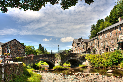 Beddgelert Views