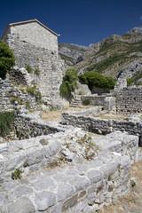 Ruins of Stari Bar.