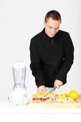 gesunde Küche Mixer