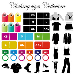 Clothing sizes Collection