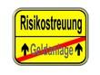 Geldanlage - Risikostreuung