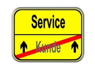 Kunde - Service