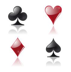 Symboles de cartes