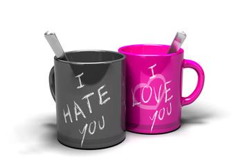 relationship - divorce concept