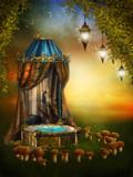 Magiczny ogród 3