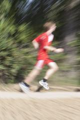 roter jogger