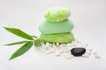 Zen composition with soap