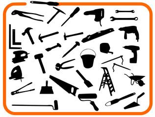 bricolage et outils