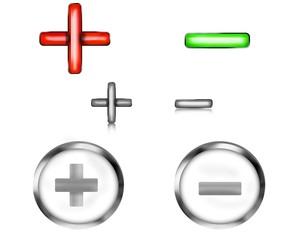 zoom symbols