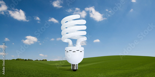 lightbulb concept