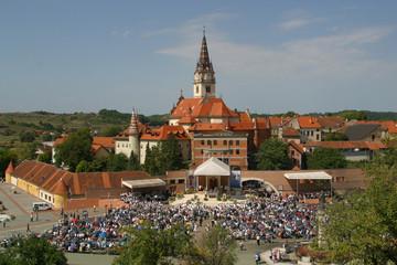 Basilica Holy Virgin Mary, Marija Bistrica, Croatia
