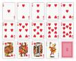 Heart suit - 26346233