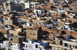 India, Rajasthan, Jaipur, panoramic view of the city