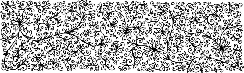 Floral texture CCCVII
