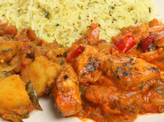 Indian Curry Meal Takeaway