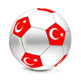 Soccer Ball/Football Turkey