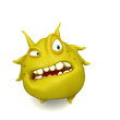 big yellow virus