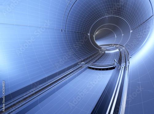 planos de tunel - 26364813