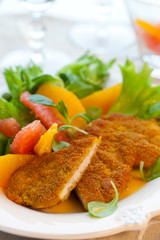 Turkey escalope