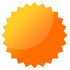 3d icona bottone