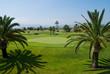 Mediterranean golf course