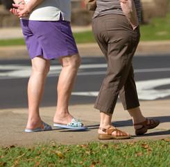 Walking legs - human diversity series