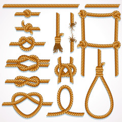 Twisted Ropes set