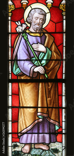 Naklejka Saint Joseph