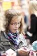 Kind auf der Kirmes