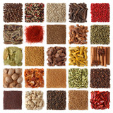 Indian spices collection - 26401608