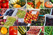 vignettes de fruits/legumes
