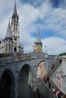 Cathédrale Notre Dame du Rosaire à Lourdes