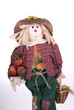 Halloween Scarecrow Craft Decoration