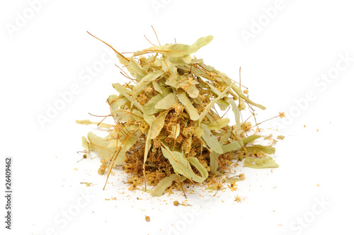 Dried Linden Flowers