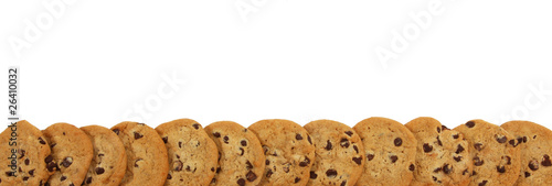 Chocolate Chip Cookie Boarder