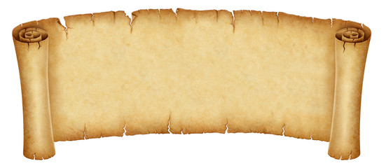 old banner scroll 2