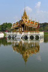 Bang Pa-In, The Palace in Thailand
