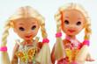 poupées blondes