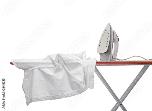 ironing clothes housework equipment - 26416285