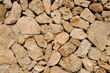 Sandsteinmauer Textur